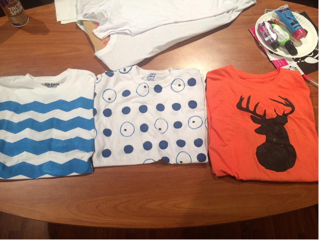 Summer Worthy DIY T-Shirt Ideas - A Little Craft In Your Day