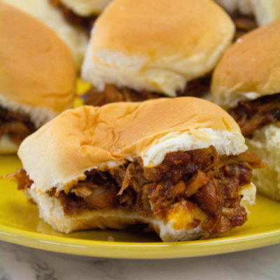 Mini BBQ Sliders thumbnail