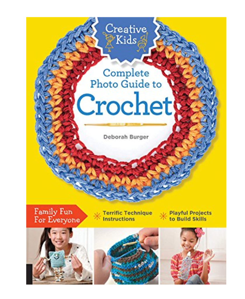 kids crocheting ideas, how to crochet for kids