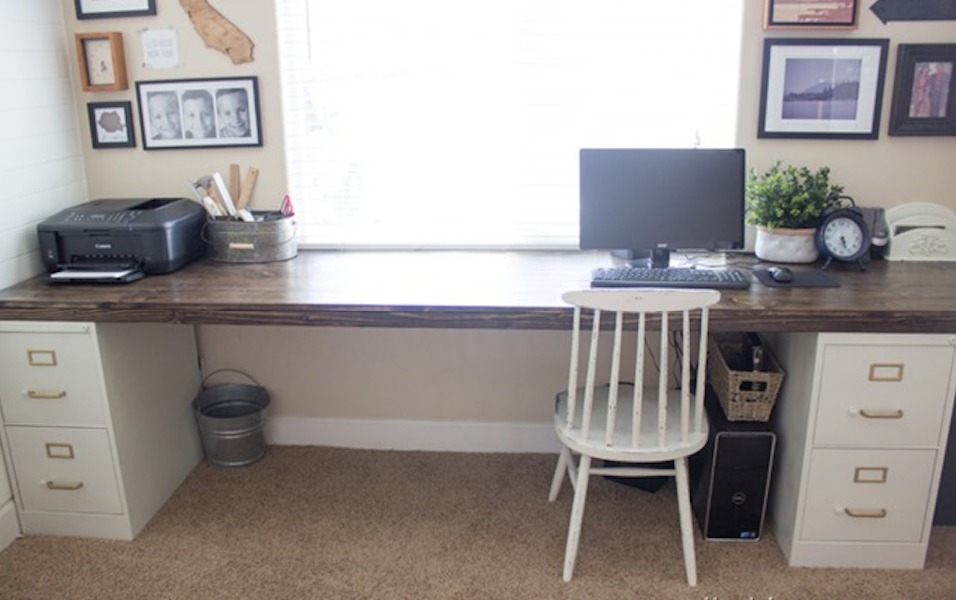 DIY Desk Ideas For Teens
