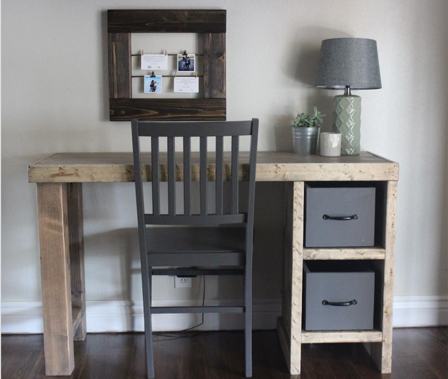 Desk Designs Diy: A Little Craft In Your Day
