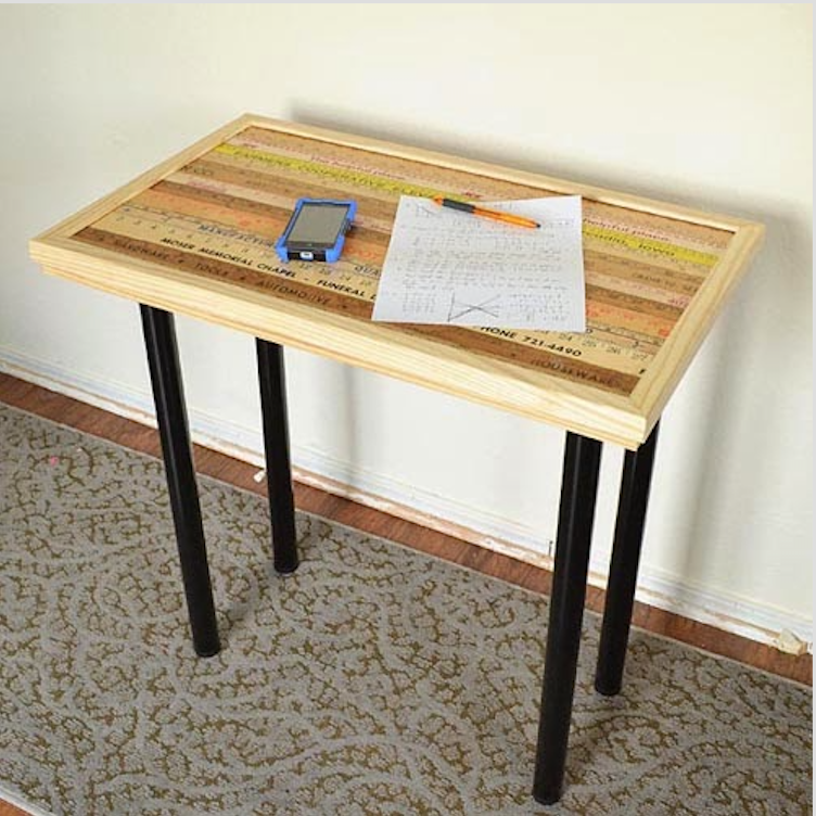 Desk Ideas Part - 46: ... Diy Desk Ideas, Diy Desk For Teens, Diy Desk Projects, Diy Desk,