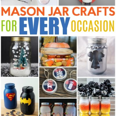 Mason Jar Crafts For Every Occasion thumbnail