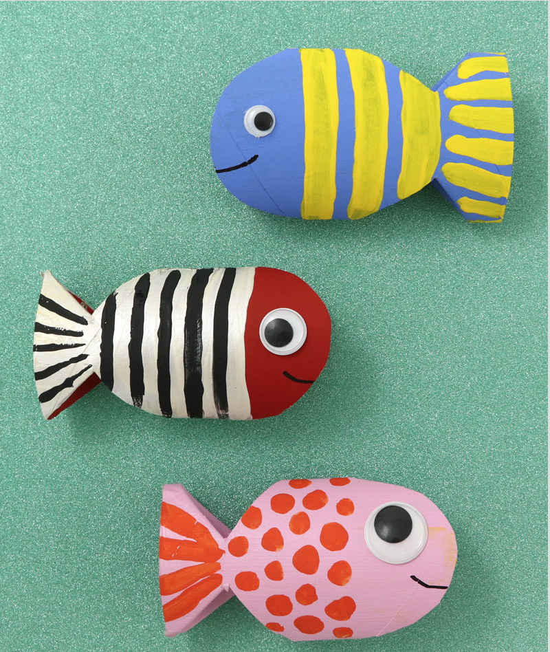 Fun Toilet Paper Roll Crafts
