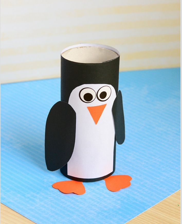 Super Snake 2017 >> 25 Cool Toilet Paper Roll Crafts - A Little Craft In Your Day