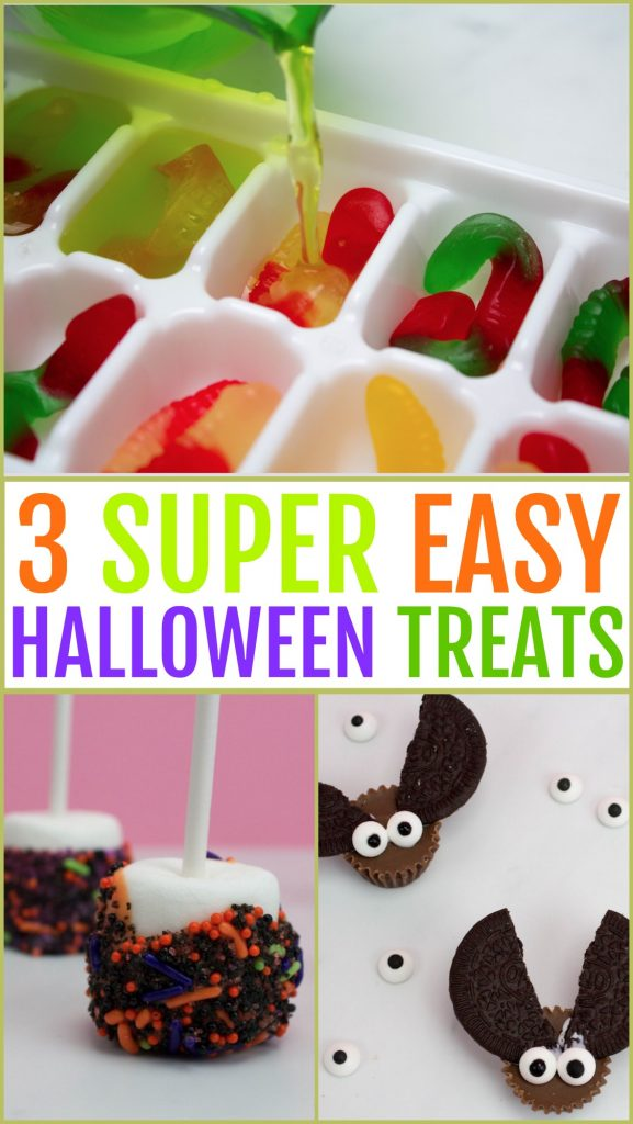 3 Easy Diy Storage Ideas For Small Kitchen: 3 Easy DIY Halloween Treats
