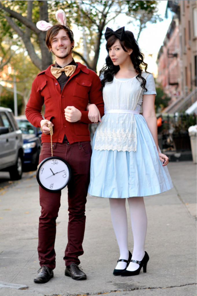 diy halloween costume diy costume ideas diy couples costume diy couples costume ideas  sc 1 st  A Little Craft In Your Day & DIY Couples Halloween Costumes - A Little Craft In Your Day