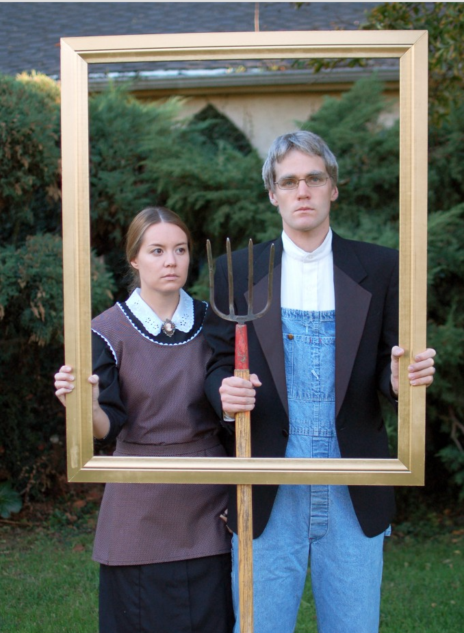 Diy Couples Halloween Costumes - A Little Craft In Your Day-3241