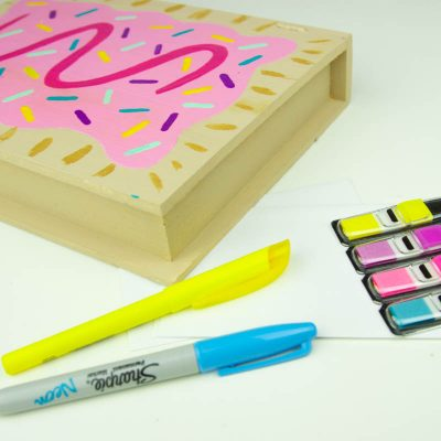DIY Teen Craft Idea – Pop Tart Box thumbnail