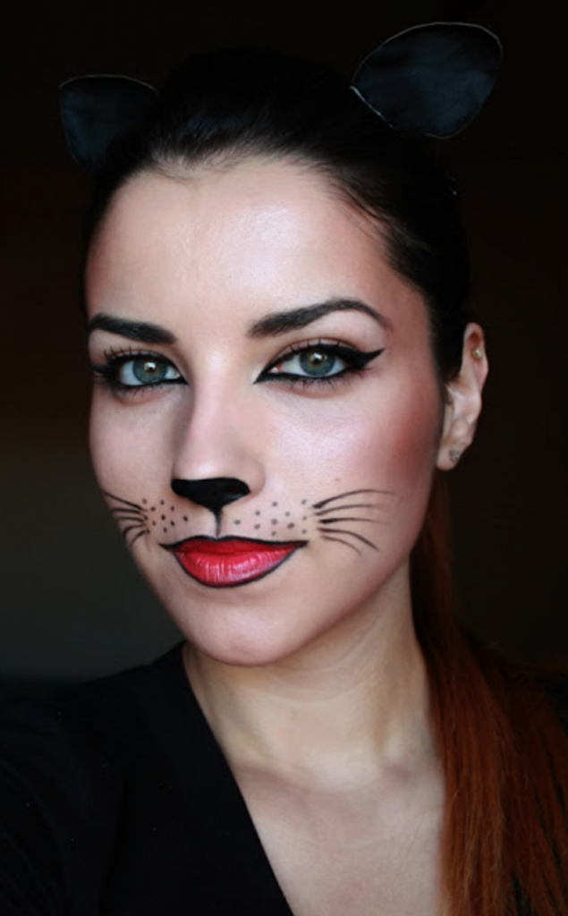Easy Halloween Makeup Ideas A Little Craft In Your Day