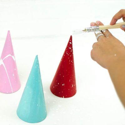 DIY Cake Stand for Christmas thumbnail