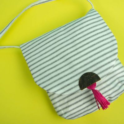 DIY Purse | Cricut Maker Sewing Project thumbnail