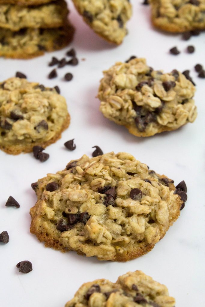 Easy Oatmeal Cookie Recipe