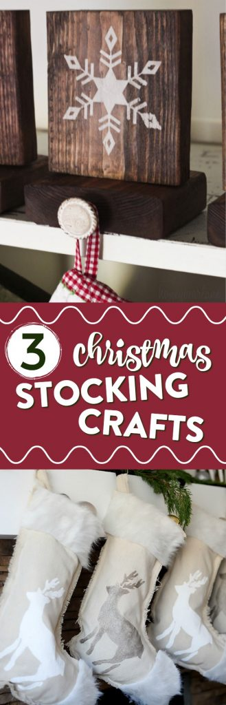DIY Stocking Crafts