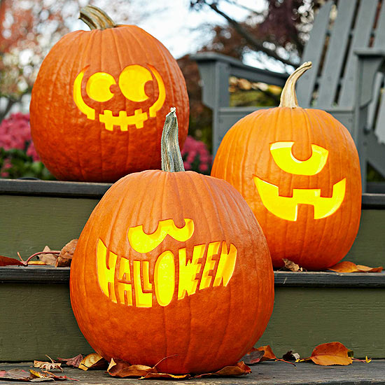 How to carve a pumpkin little craft in your day