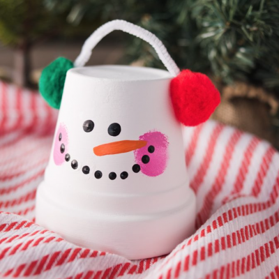 DIY Snowman Crafts thumbnail