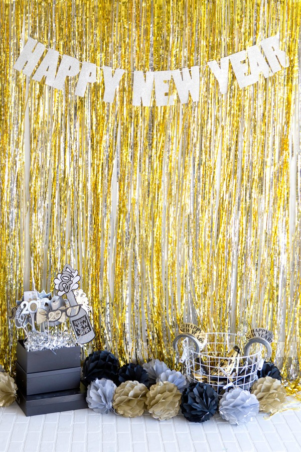 diy new year party ideas a little craft in your day