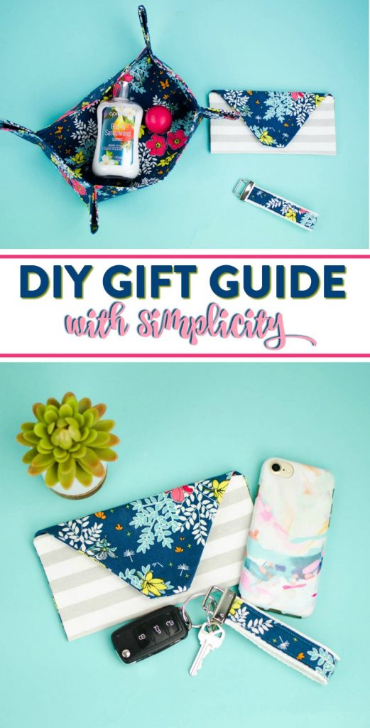 DIY Gift Guide with Simplicity - A Little Craft In Your Day