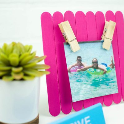 DIY Photo Frame thumbnail