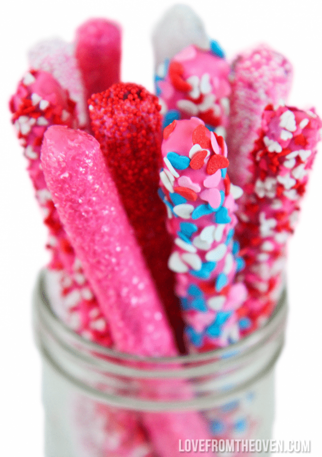 Valentine\'s Day Recipes - A Little Craft In Your Day