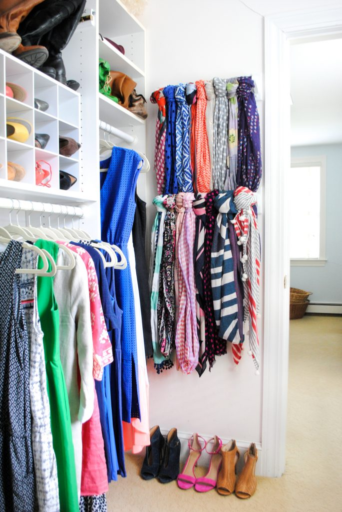 Easy DIY Closet Solutions