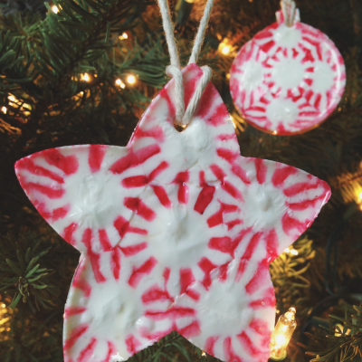 DIY Christmas Craft – Easy Christmas Ornament thumbnail