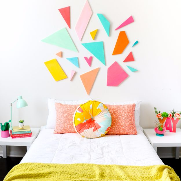 DIY Room Decor Ideas For Teens