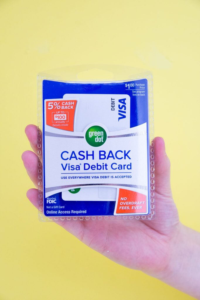 i use my card every day especially at the craft store with all the projects we have to make plus i always end up just strolling through the aisles getting - Green Dot Visa Debit Card