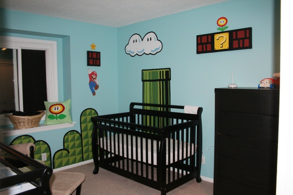 Super Mario Bros. Nursery