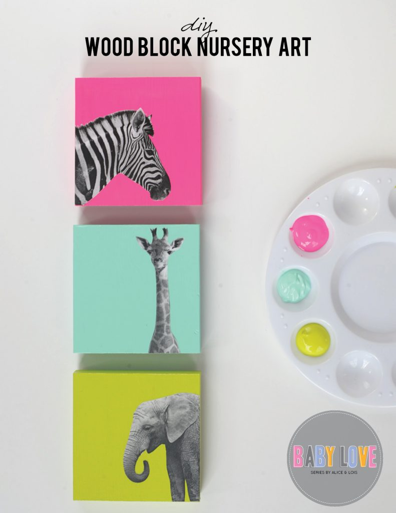 DIY Nursery Decor For Girls - A Little Craft In Your Day