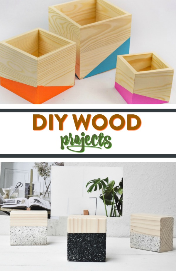 diy wood craft ideas diy wood projects a craft in your day 4267