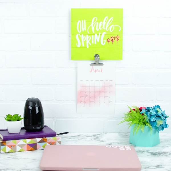 Refreshing My Craft Room For Spring