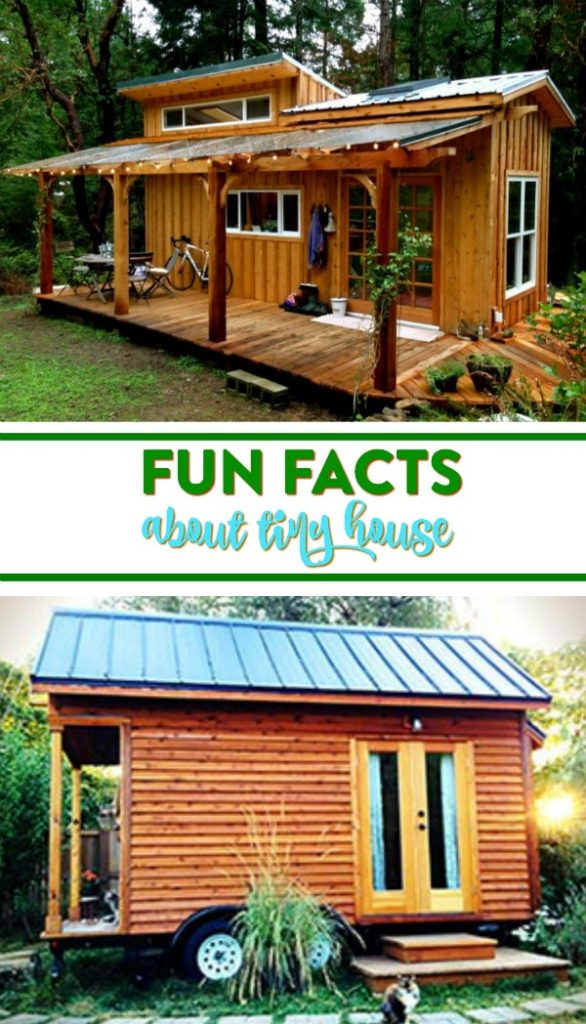 1/31 | Fun Facts About Tiny Homes