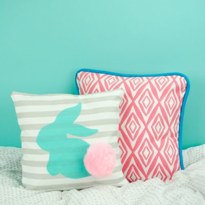 DIY Bunny Pillow thumbnail