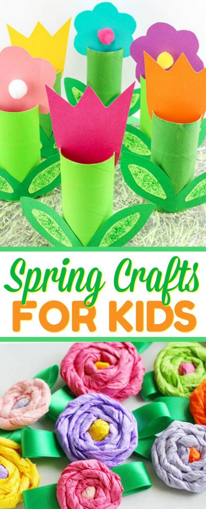 Spring Crafts For Kids A Little Craft In Your Day