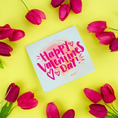 Easy DIY Watercolor Valentine's Day Cards thumbnail
