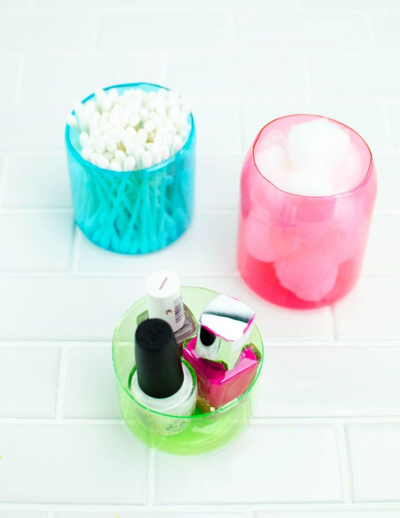 Plastic Bottle Organizers