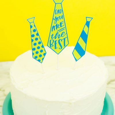 Easy DIY Father's Day Cake thumbnail