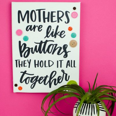 Sweet Mother's Day Quote Art thumbnail