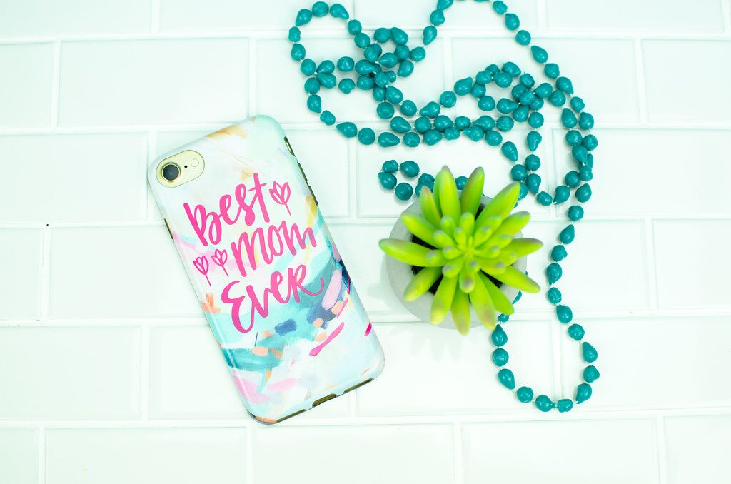 Diy Phone Case For Mom A Little Craft In Your Day