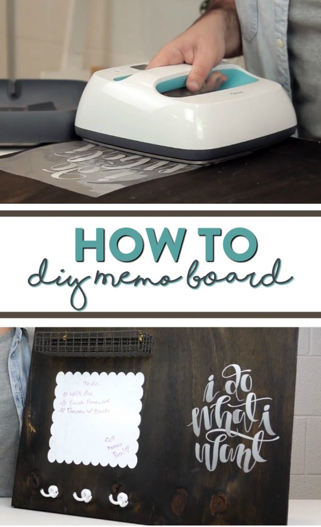 How To: DIY Memo Board