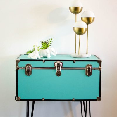 DIY Trunk Table thumbnail