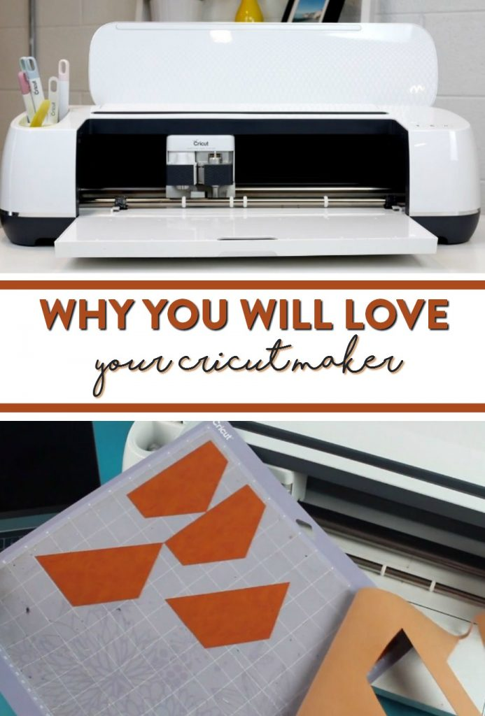 Why You Will Love Your Cricut Maker