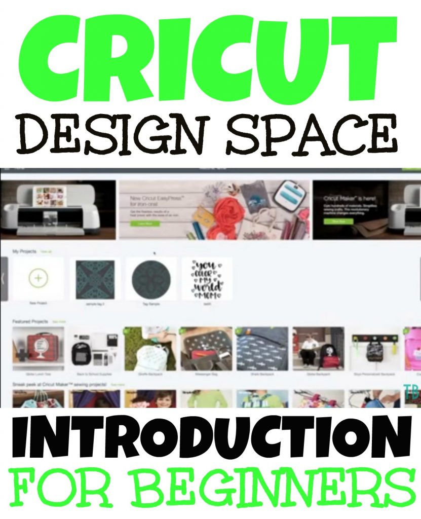 CRICUT DESIGN SPACE INTRODUCTION FOR BEGINNERS - Makers Gonna Learn