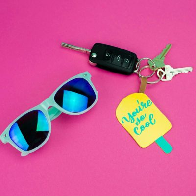Popsicle Keychain – Teen Summer Craft thumbnail