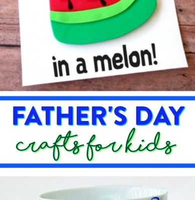 Father's Day Crafts For Kids thumbnail