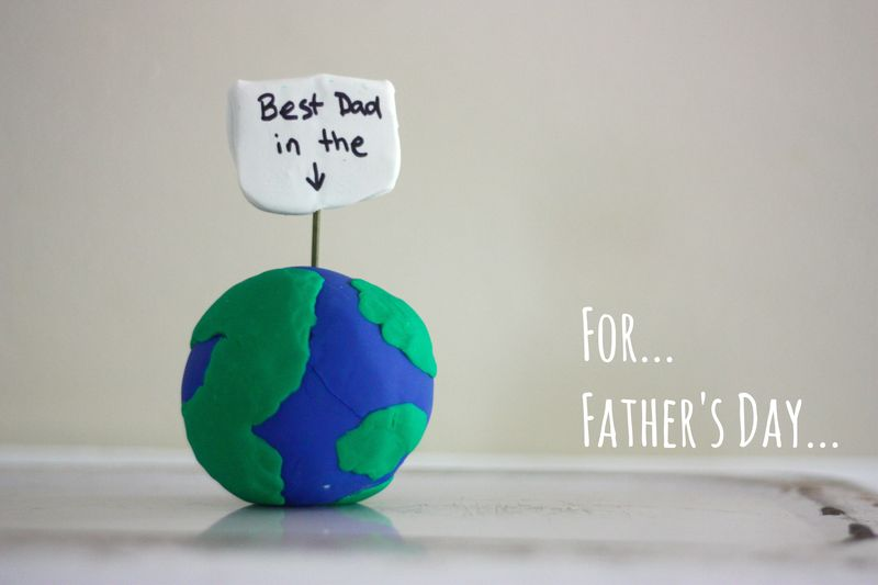 Father's Day Crafts For Kids
