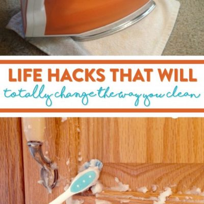 Life Hacks That Will Totally Change The Way You Clean thumbnail