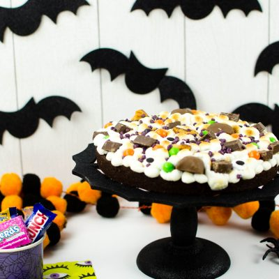 Halloween Candy Explosion Brownies thumbnail