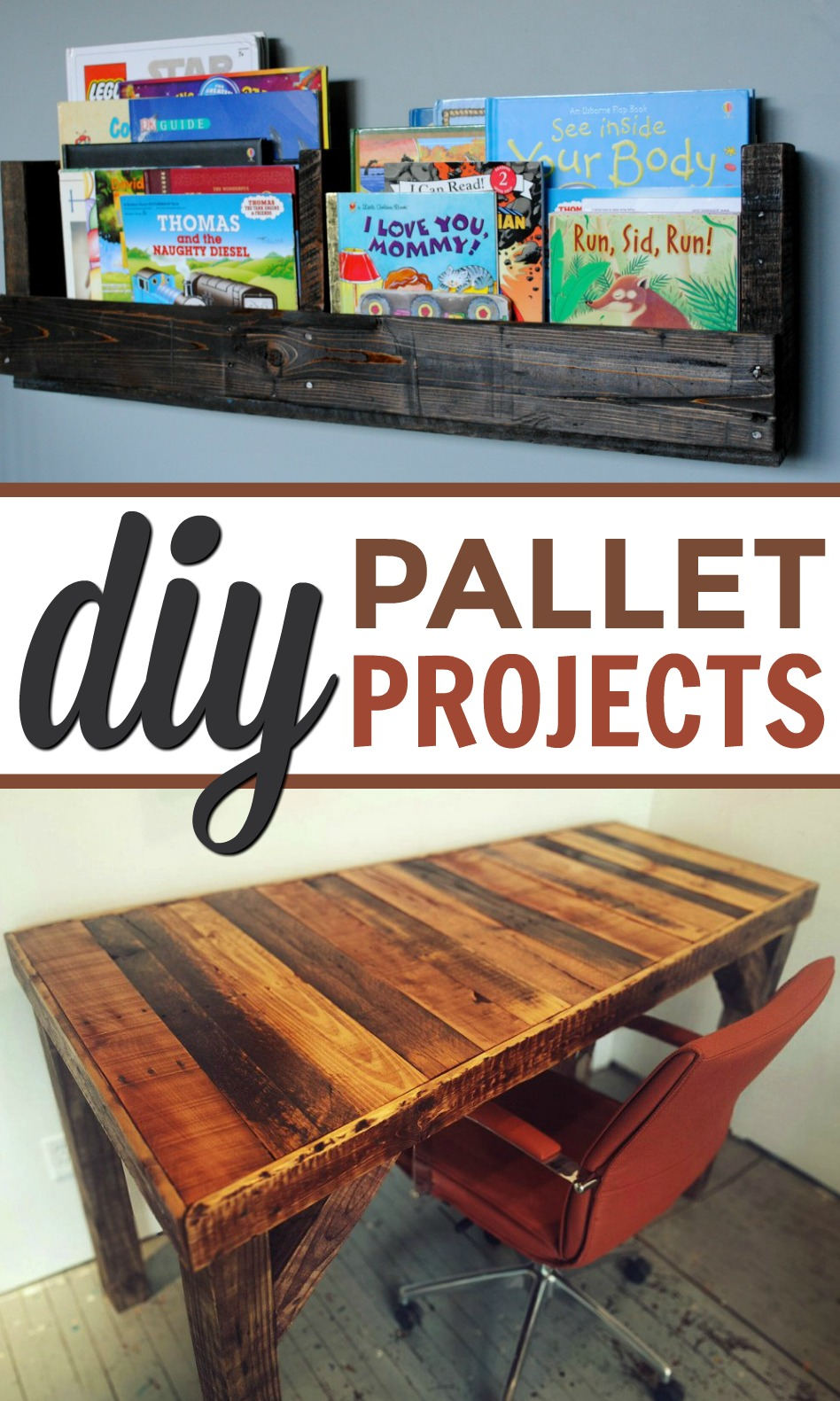 DIY Pallet Projects - A Little Craft In Your Day